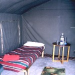 Tented Chalets 2