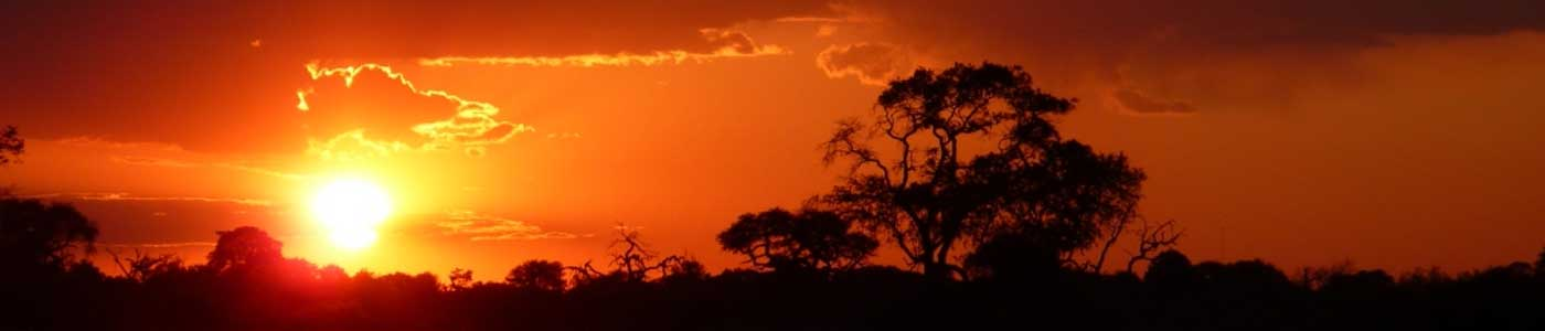 Kalahari Sunset | Kalahari Trails
